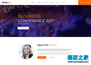 BUSINESS商�帐腥四��I�N推�Vhtml5模板[演示]